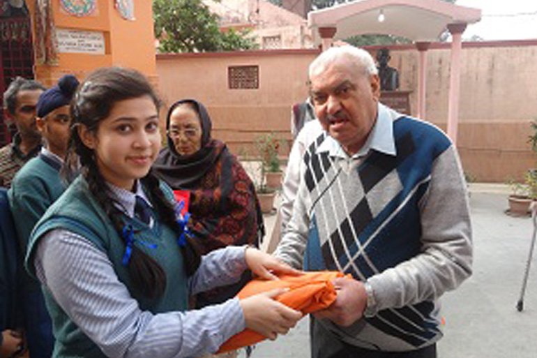 Community Services by JK Public School