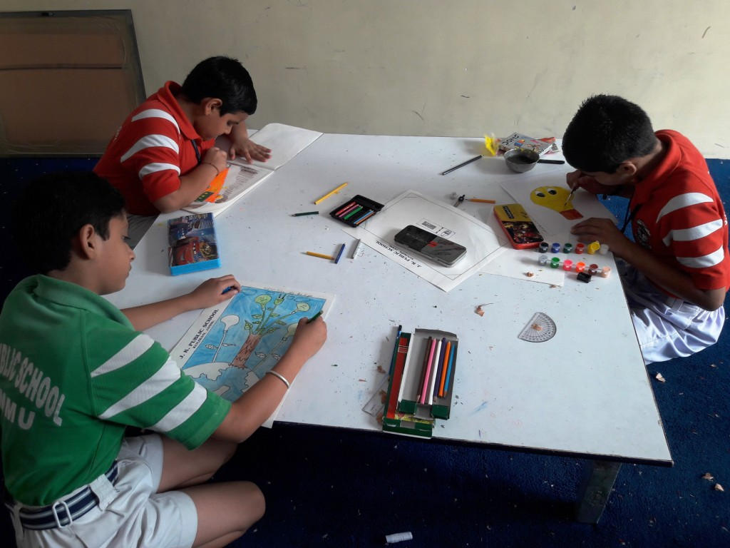 PAINTING COMPETITION ON' ENERGY CONSERVATION
