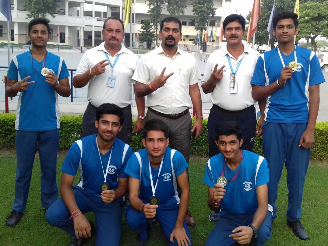 INTER-SCHOOL ATHLETICS CHAMPIONSHIP BY DYSS