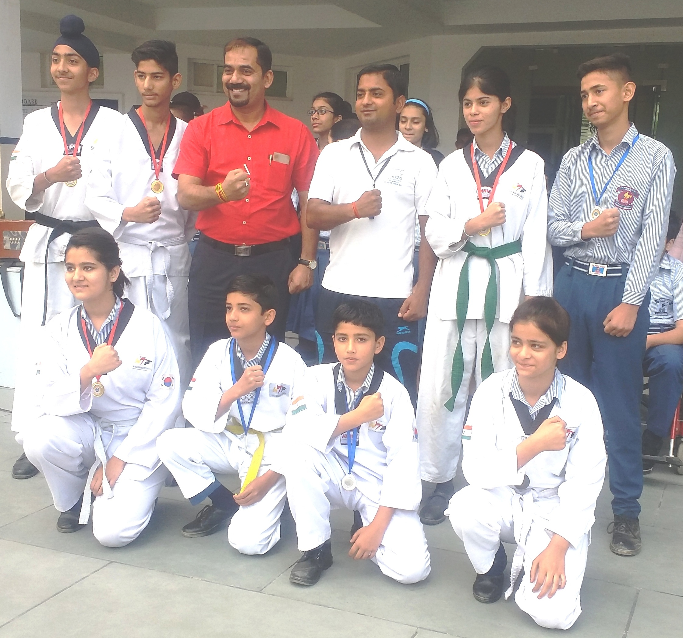 DYSS TAEKWONDO DISTRICT CHAMPIONSHIP