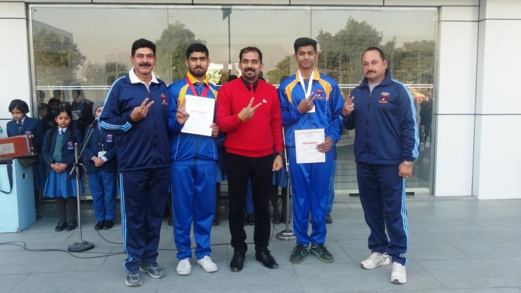 J&K AMATEUR ATHLETICS CHAMPIONSHIP