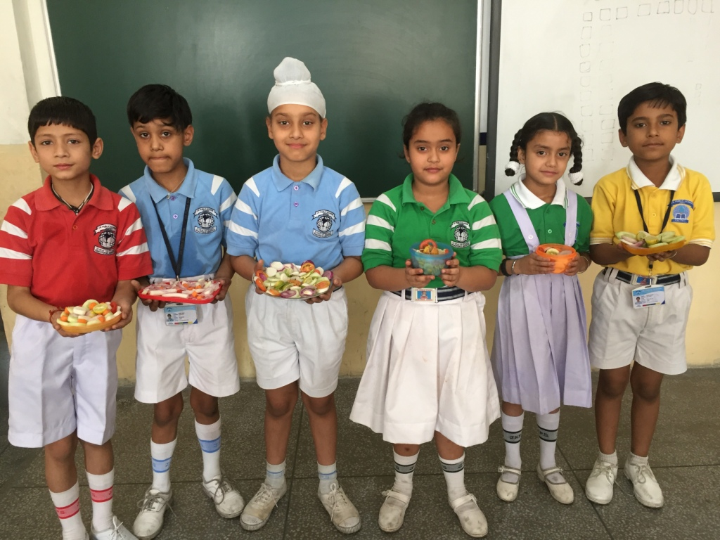 JKPS PRIMARY WING ORGANISES FIRELESS COOKING ACTIVITY